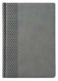 Ежедневник недатированный BRAND, серый фото