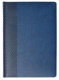 Ежедневник недатированный BRAND, синий фото