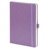 Ежедневник Country, недатированный, фиолетовый фото