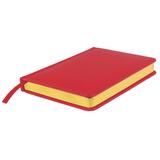 Ежедневник датированный Happy Book Joy А5, красный фото