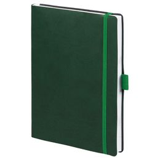 Ежедневник Flex Brand, недатированный, зеленый фото