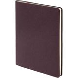 Ежедневник Идеальное планирование, недатированный, бордовый фото