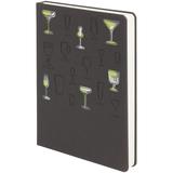 Ежедневник Культура пития, серый фото