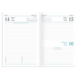 Ежедневник датированный Portobello Manchester А5, синий фото