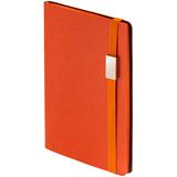Ежедневник My Day, недатированный, оранжевый фото