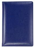 Ежедневник недатированный Адъютант Nebraska, синий фото