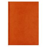 Ежедневник недатированный Dallas 145х205 мм, без календаря, с лого AvD, апельсин фото