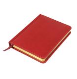 Ежедневник недатированный Happy Book Joy А6+, красный фото