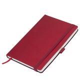 Ежедневник недатированный Portobello Trend, Monte, красный/серый фото