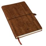 Ежедневник недатированный WOODY А5, коричневый фото