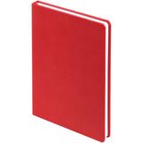 Ежедневник New Brand, недатированный, красный фото