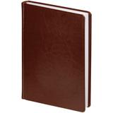 Ежедневник датированный Адъютант New Nebraska, коричневый фото