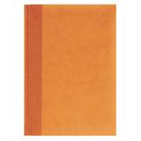 Ежедневник VELVET А5, датированный (2020 г.), апельсин фото
