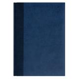 Ежедневник VELVET, А5, датированный (2020 г.), синий фото