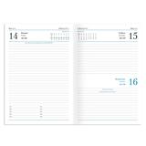 Ежедневник датированный Portobello City Winner А5, оранжевый фото