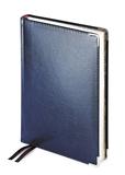 Ежедневник Imperium, полудатированный, синий фото