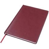Ежедневник недатированный Happy Book Bliss А4, бордовый фото