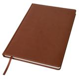 Ежедневник недатированный Happy Book Bliss А4, коричневый фото