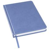 Ежедневник недатированный Bliss А5, сиреневый, белый блок, без обреза фото