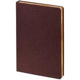 Ежедневник Saffian, недатированный, коричневый фото