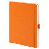 Еженедельник недатированный Luck, оранжевый фото