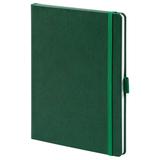 Еженедельник Luck, недатированный, зеленый фото
