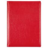 Еженедельник датированный Адъютант Nebraska, красный фото