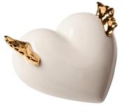 Фарфоровое сердце Geflugelt фото