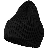 Шапка Stout, черная фото