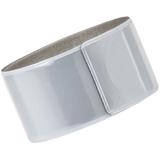 Флуоресцентный браслет Lumi, серебристый фото