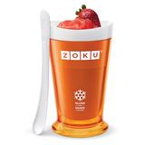 Форма для холодных десертов slush & shake оранжевая, оранжевый фото