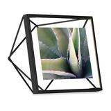 Фоторамка prisma 10х10 черная, черный фото