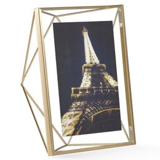 Фоторамка prisma 13х18 золотистая, золотой фото