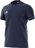 Футболка Condivo 18 Tee, темно-синяя фото