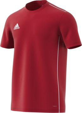 Футболка Core 18 JSY, красная фото