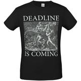 Футболка Deadline, черная фото