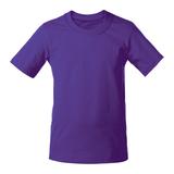 Футболка детская T-Bolka Kids, фиолетовая фото