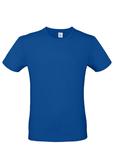 Футболка E150 ярко-синяя, синий фото