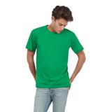 Футболка Exact 150, ярко-зеленая фото