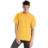 Футболка Exact 150, желтая фото