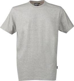 Футболка мужская AMERICAN T, серый меланж фото