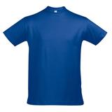 Футболка мужская Sol's Imperial, ярко-синяя фото