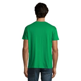 Футболка мужская Sol's Imperial, зеленая фото