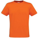 Футболка мужская B&C Men-Only, оранжевая фото