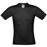 Футболка мужская Men-Shape, черная фото
