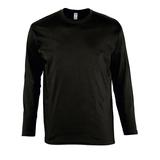 Футболка мужская MONARCH 150, черный фото