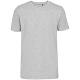 Футболка мужская T-bolka Stretch Light, серый меланж фото