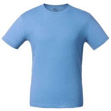 Футболка унисекс T-Bolka 160, голубая фото