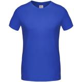 Футболка T-Bolka 180, ярко-синяя фото