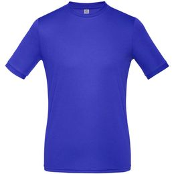 Футболка унисекс Scamper, синяя фото